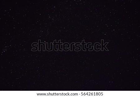 star night sky #564261805