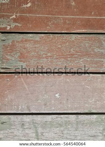 Texture of old wooden floor. #564540064