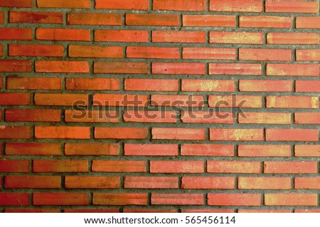 Brick wall #565456114