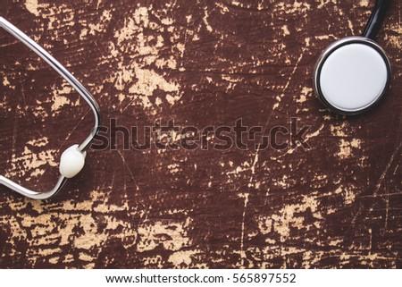 Stethoscope #565897552