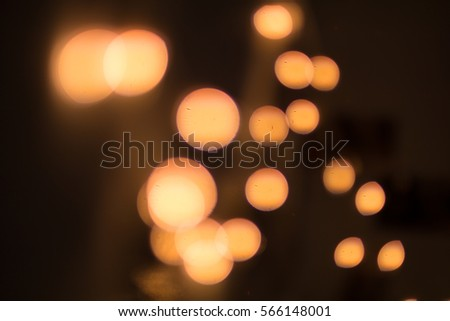 Christmas lights with blur background #566148001