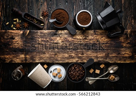 coffee background with space for text #566212843
