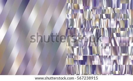 Set of abstract backgrounds vintage. Two background. illustration digital. #567238915