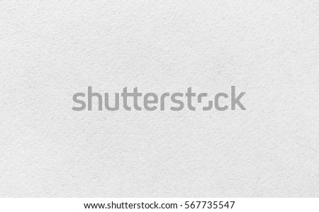 Texture of white watercolor paper. Can be used for presentation, web templates and artworks #567735547