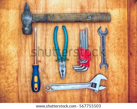 different tools #567755503