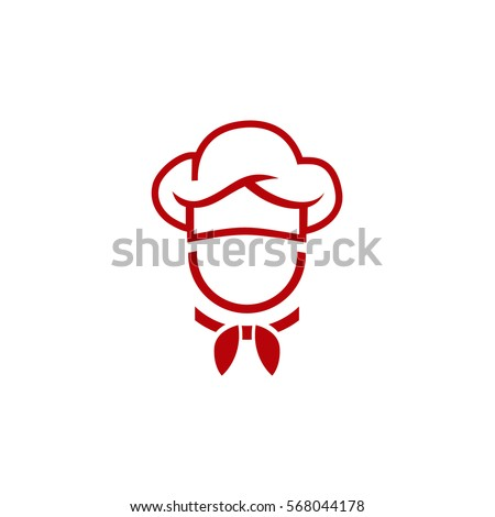 Chef logo Royalty-Free Stock Photo #568044178
