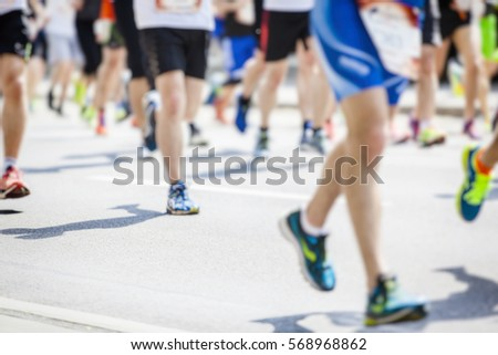 marathon city runners #568968862