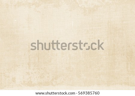 old paper background or canvas fabric texture beige background  Royalty-Free Stock Photo #569385760