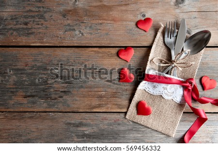 Valentines meal background #569456332