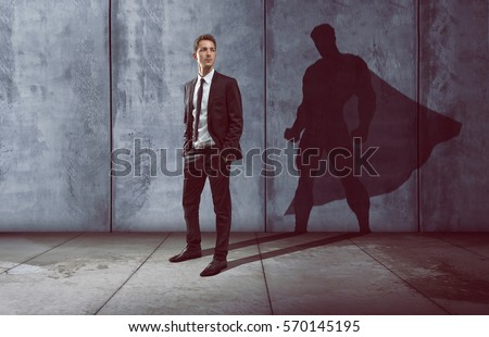 Successful Businessman Royalty-Free Stock Photo #570145195