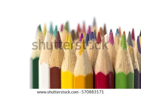 colored pencils,bunch of colored pencils #570883171