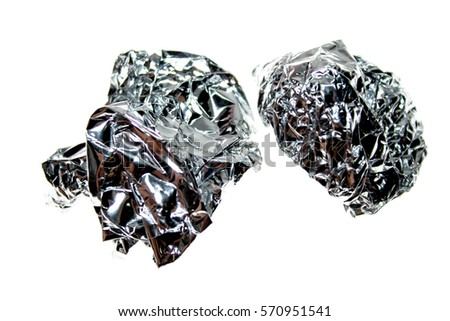 wrapper on the candy on a white background #570951541