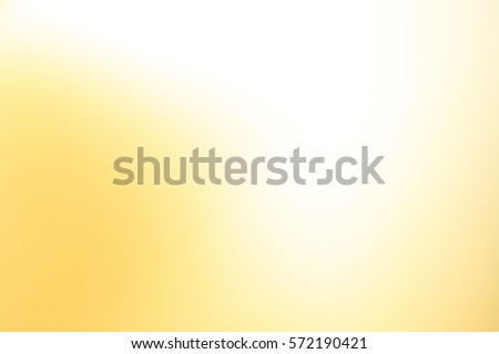 yellow blur abstract background.