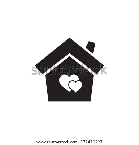 home vector icon #572470297