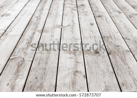 Old wood planks, perfect background for your concept or project. #572873707
