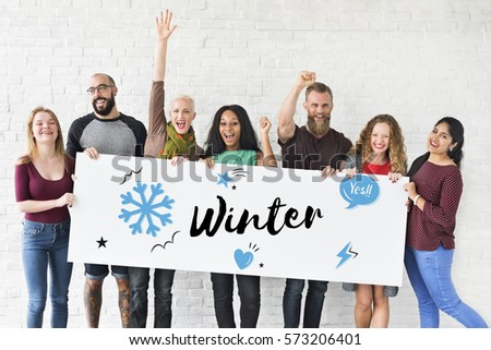 Climate Weather Winter Holiday Season #573206401