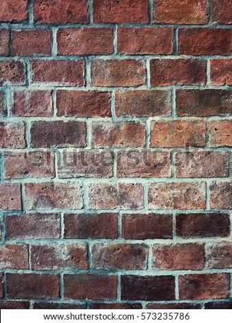 Bricks wall #573235786
