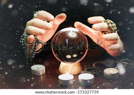 future teller mystery night #573327739