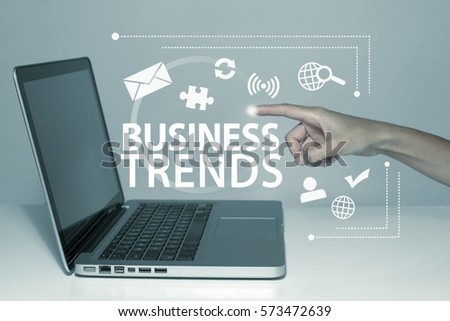 Business Trends #573472639