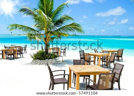 Maldives landscape #57491104