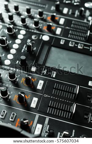 Dj equipment #575607034