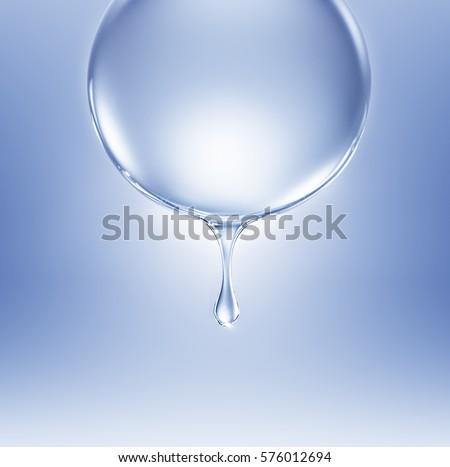 Drop of water #576012694