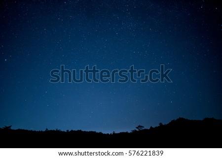 sky stars night background #576221839