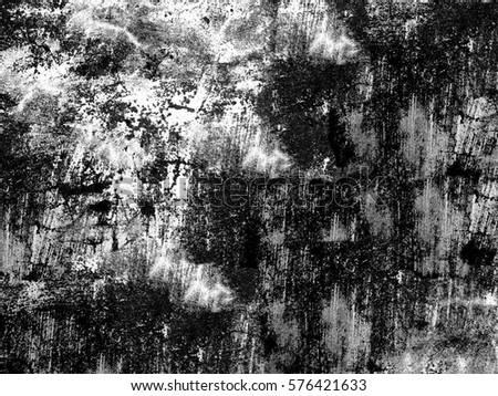 Black and white grunge texture #576421633