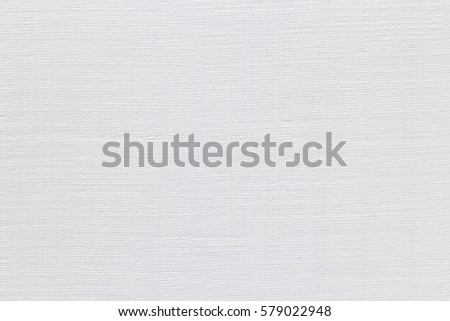 White  paper texture background. Natural linen sackcloth pattern. High resolution photo. Close up. Can be used for presentation, paper texture, and web templates with space for text. #579022948