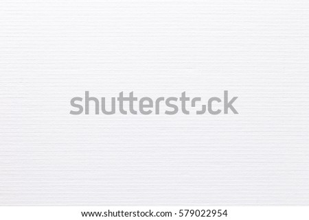 White  paper texture background. Stripped pattern. High resolution photo. Close up. Can be used for presentation, paper texture, and web templates with space for text. #579022954