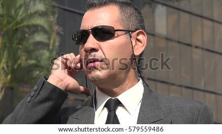 KGB Or FBI Agent #579559486
