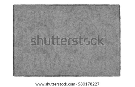 Old blank paper black gray aged cardboard vintage poster for advertising information abstract background #580178227