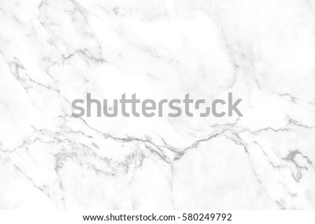 natural White marble texture for skin tile wallpaper luxurious background. picture high resolution. pattern can used backdrop luxury or grand.  #580249792