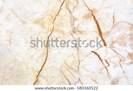 Marble texture, detailed structure of marble in natural patterned for background and design. #580360522