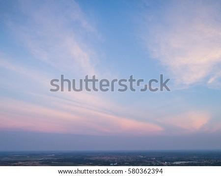 clouds in sky #580362394