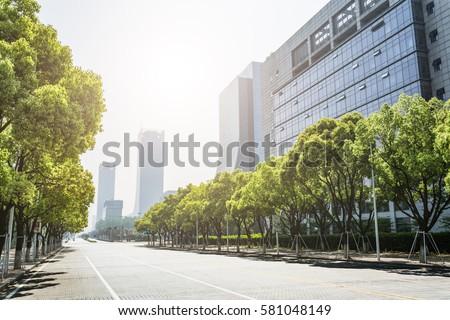 modern buildings #581048149
