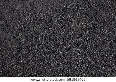 Road repair, asphalt close up #581863408