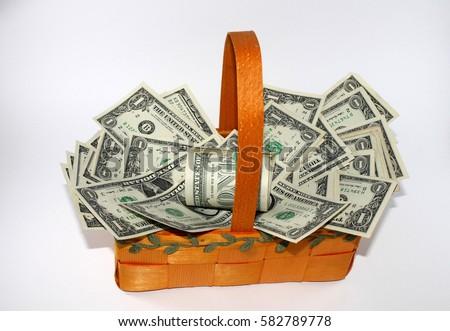 church offering baskets - 376×280