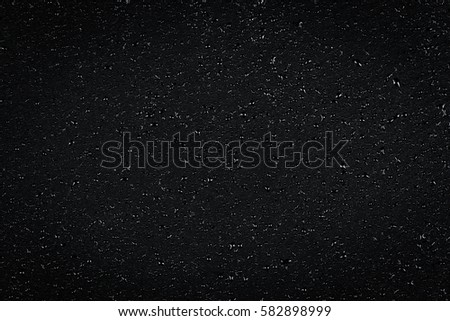 Water drops on dark stone surface texture background #582898999