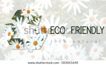 Recycle Environmental Conservation Nature Ecology #583065640