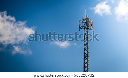 Antenna tower #583220782