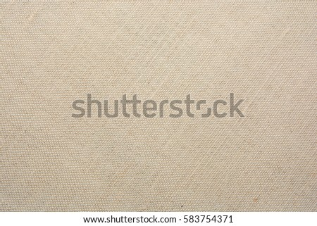 Texture of natural linen fabric #583754371