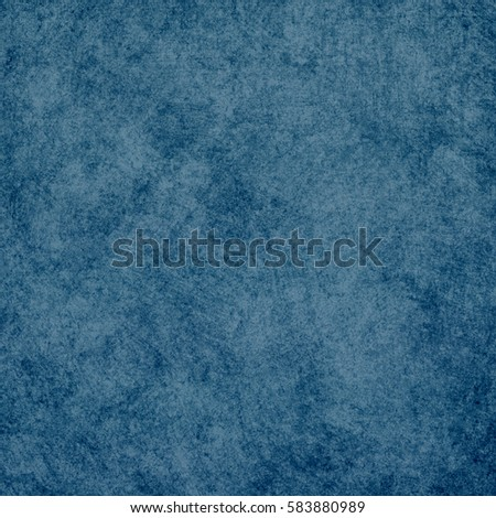 Blue designed grunge texture. Vintage abstract background #583880989