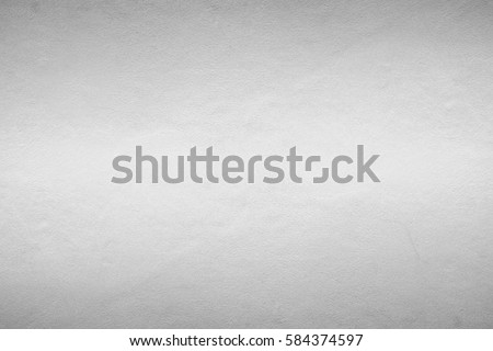 White concrete rough texture wall for background.