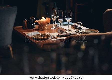 tableware Royalty-Free Stock Photo #585678395