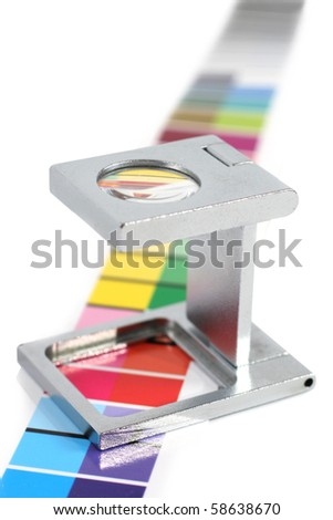 Press color management - print #58638670