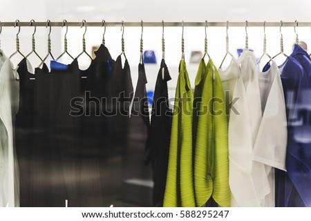 Fashion Clothing Shop Boutique Concept #588295247