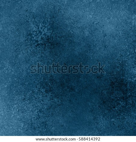 black and blue background with lots of grunge texture, vintage distressed illustration with faded messy sponged gray color #588414392