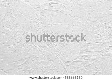 White grunge structural plaster texture background #588668180