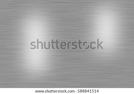 Metal stainless steel texture background reflection #588841514